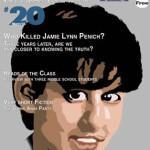 Illustration to accompany magazine piece on Jamie Lynn Penich's murder
