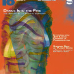 Cover image for The Beat magazine - overlay of Korean traditional masks