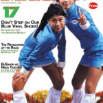 Cover image of The Beat magazine - 2 nararrator models