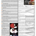 Layout for an interview with a local Korean filmmaker
